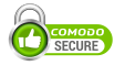 Secured by Comodo EV SSL